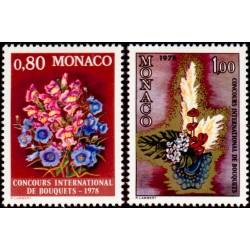 Timbres Monaco n°1115 et...