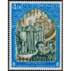 Timbre Monaco n°1123...