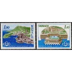 Timbres Monaco n°1136 et...