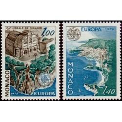 Timbres Monaco n°1139 et...