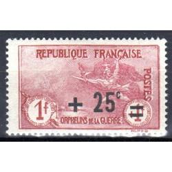 Timbre France Orphelins de...
