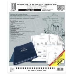 Jeu France SC Patrimoine de...