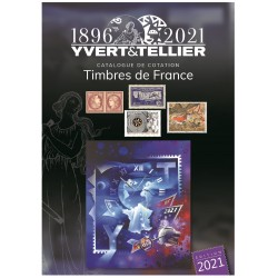 Nouveauté Catalogue Yvert...
