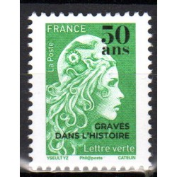 Timbres France 2020...