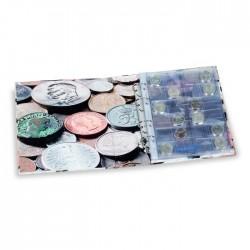 """Album monnaies Optima """"Coins"""""""