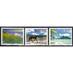 Timbres Polynésie 2020...