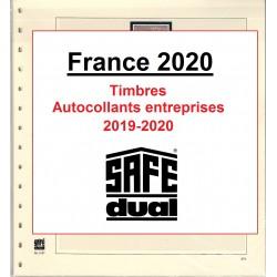 SAFE Jeu France Timbres...