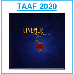 Nouveauté Jeu TAAF Lindner...