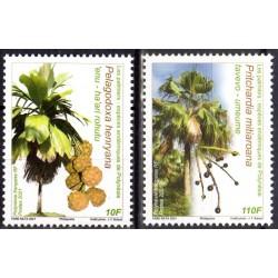 Timbres Polynésie 2021 Les...