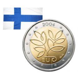 2 Euros commémorative Finlande 2004