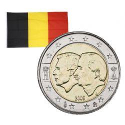 2 Euros commémorative Belgique-Luxembourg 2005