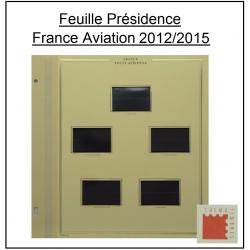 Feuille Présidence France...