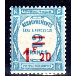 France Timbre-taxe n°64 Neuf**