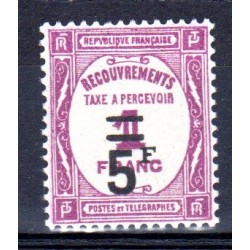 France Timbre-taxe n°65 Neuf**