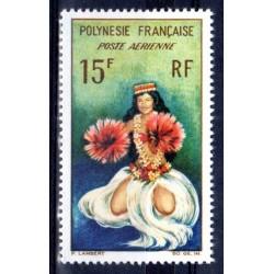 Polynésie Poste Aérienne n°7