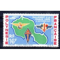 Polynésie Poste Aérienne n°8