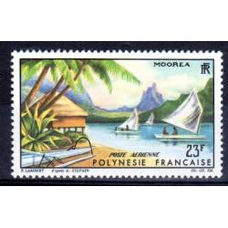 Polynésie Poste Aérienne n°9