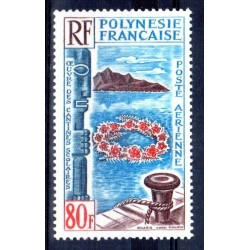 Polynésie Poste Aérienne n°15