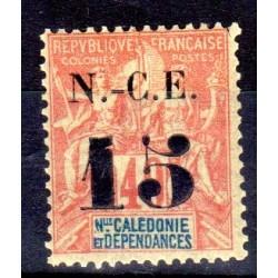 Timbre Nouvelle Calédonie n°66