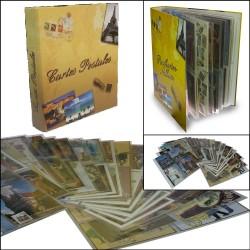 Album pour cartes postales...