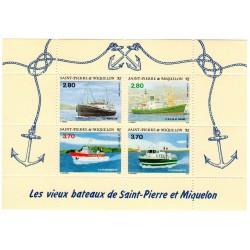 St-Pierre et Miquelon Bloc...