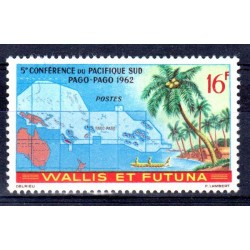 Timbre Wallis et Futuna n°161