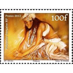 Timbre Polynésie n°996