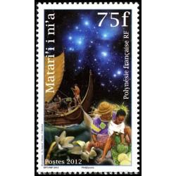 Timbre Polynésie n°1011