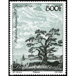 Timbre Polynésie n°1012