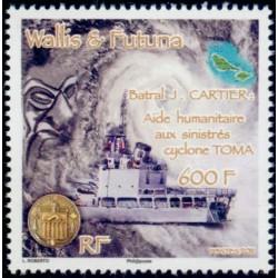 Timbre Wallis et Futuna n°747