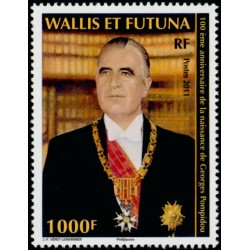 Timbre Wallis et Futuna n°753