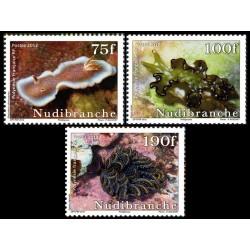 Timbre Polynésie n°991 à 993