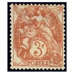 Type Blanc N° 109