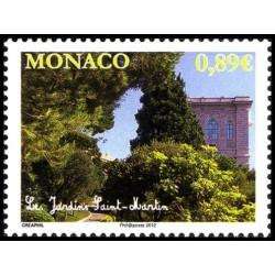 Timbre Monaco n°2809