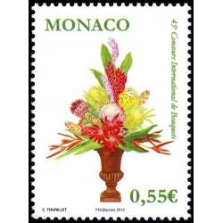 Timbre Monaco n°2811