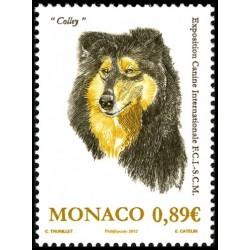 Timbre Monaco n°2816