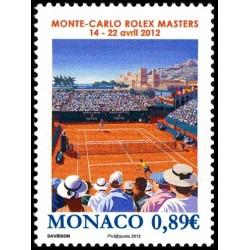 Timbre Monaco n°2817