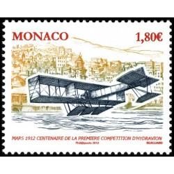Timbre Monaco n°2822