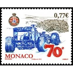 Timbre Monaco n°2823