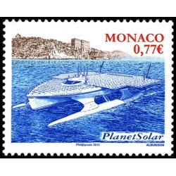 Timbre Monaco n°2824