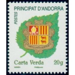 Timbre Andorre Français n°716