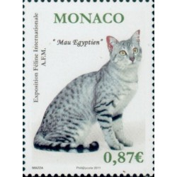 Timbre Monaco n°2758