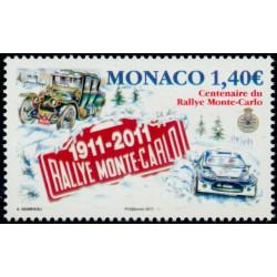 Timbre Monaco n°2759