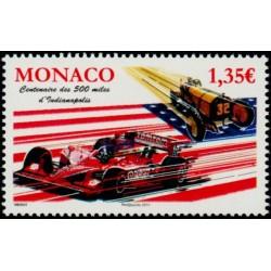 Timbre Monaco n°2760