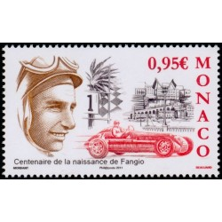 Timbre Monaco n°2761