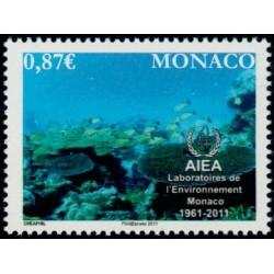 Timbre Monaco n°2762