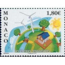 Timbre Monaco n°2763