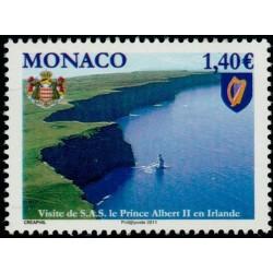Timbre Monaco n°2768