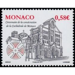 Timbre Monaco n°2776