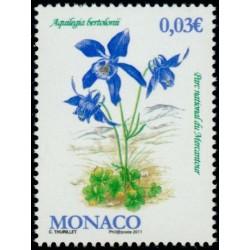 Timbre Monaco n°2780